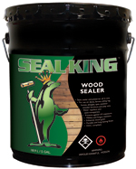 Wood Sealer by Seal King