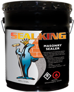 Sealers for Masonry by Seal King