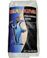 Polymeric Sand by Seal King