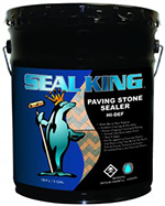 Hi-Def Paving Stone Sealer by Seal King