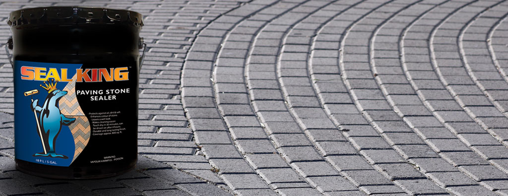 Paving Stone Products by Seal King